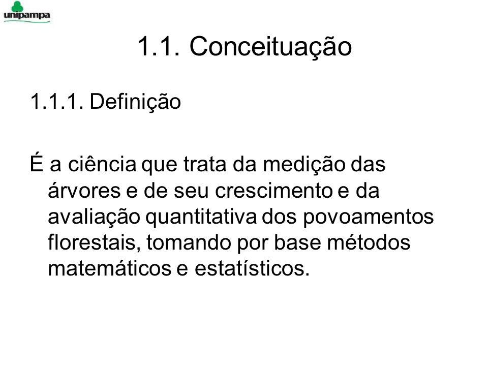 1.1. Conceituação 1.1.1. Definição