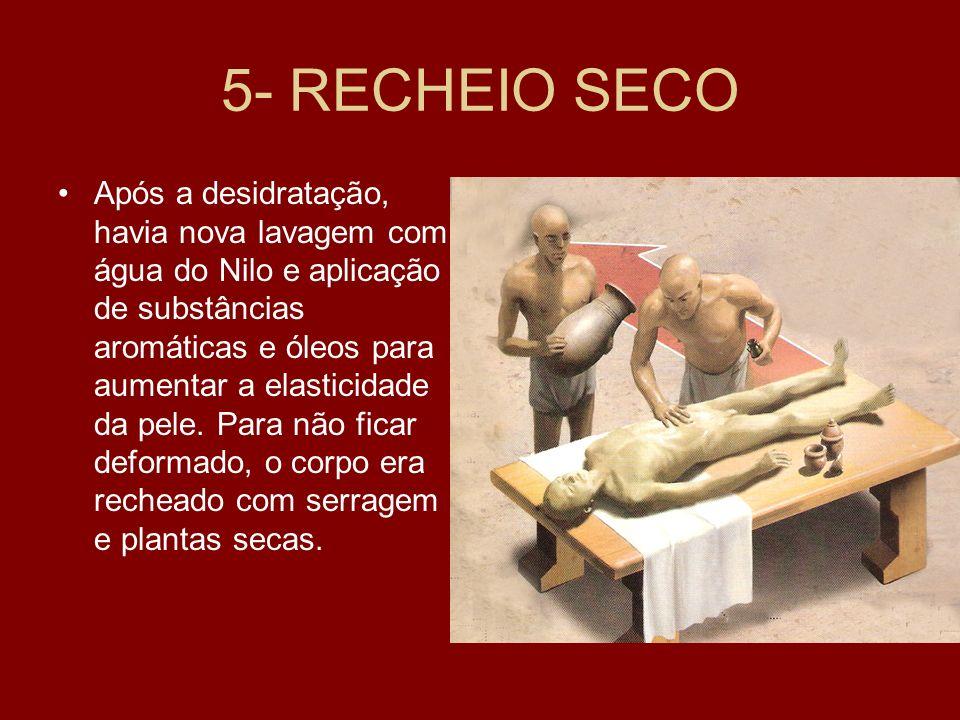 5- RECHEIO SECO