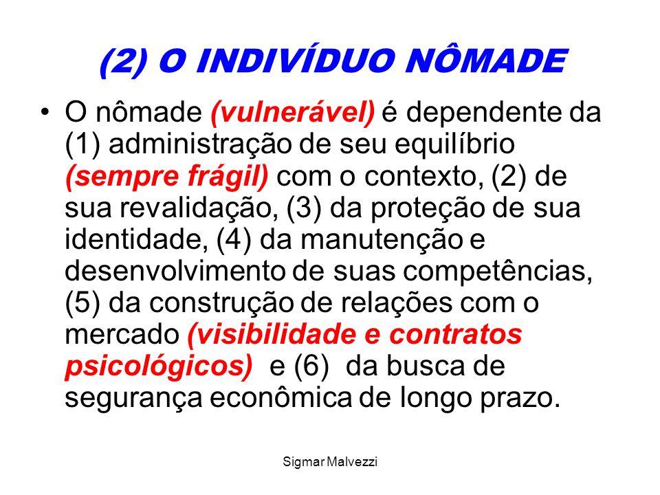 (2) O INDIVÍDUO NÔMADE