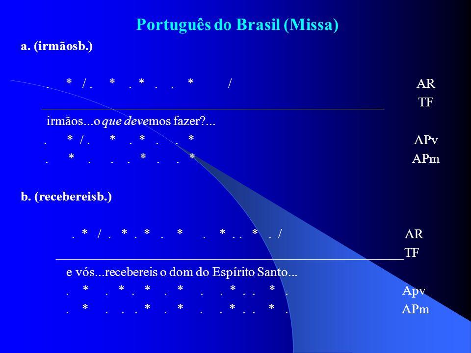 Português do Brasil (Missa)
