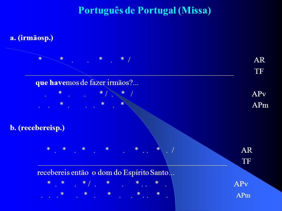 Português de Portugal (Missa)