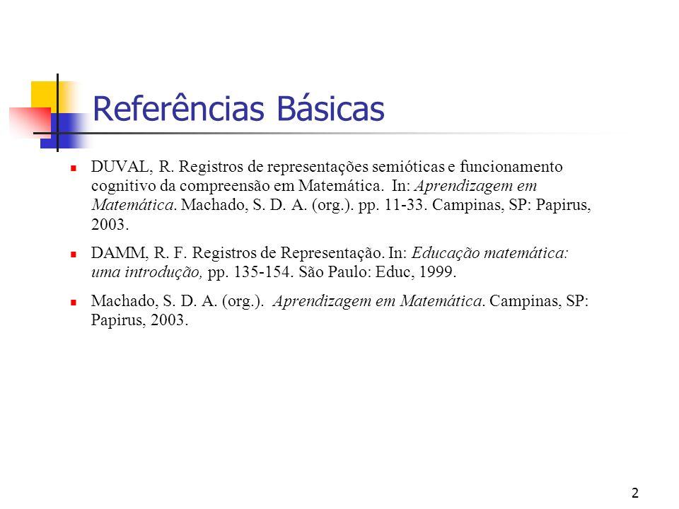 Referências Básicas
