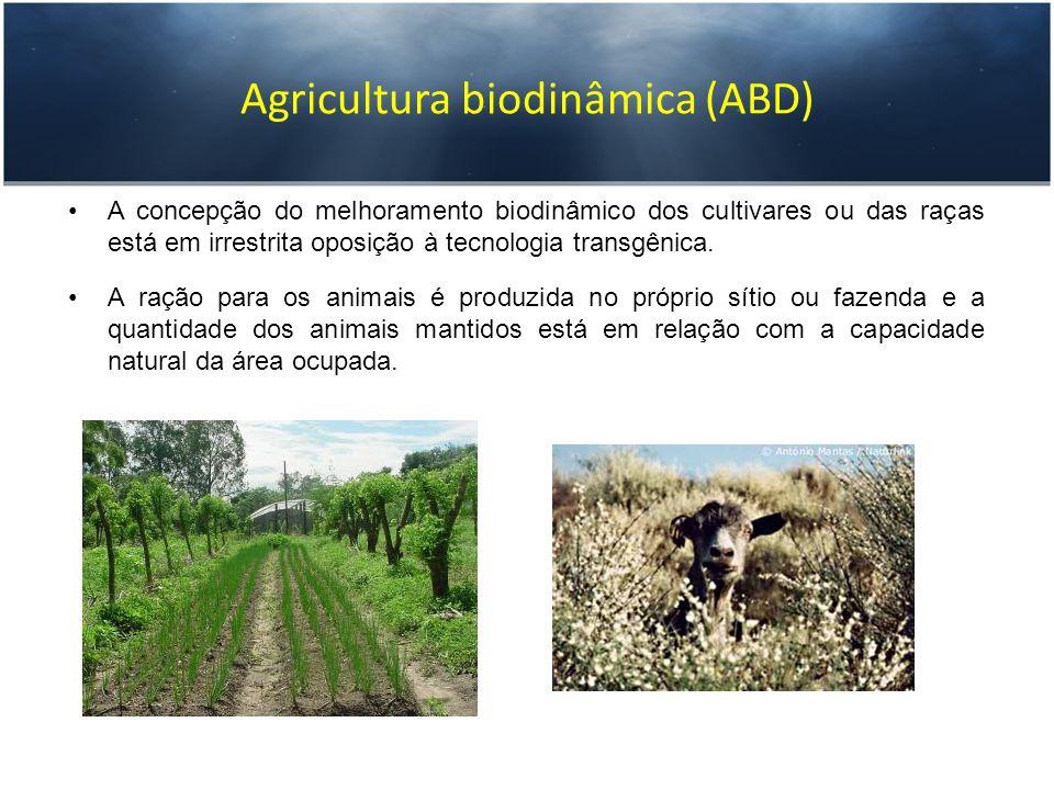 Agricultura biodinâmica (ABD)