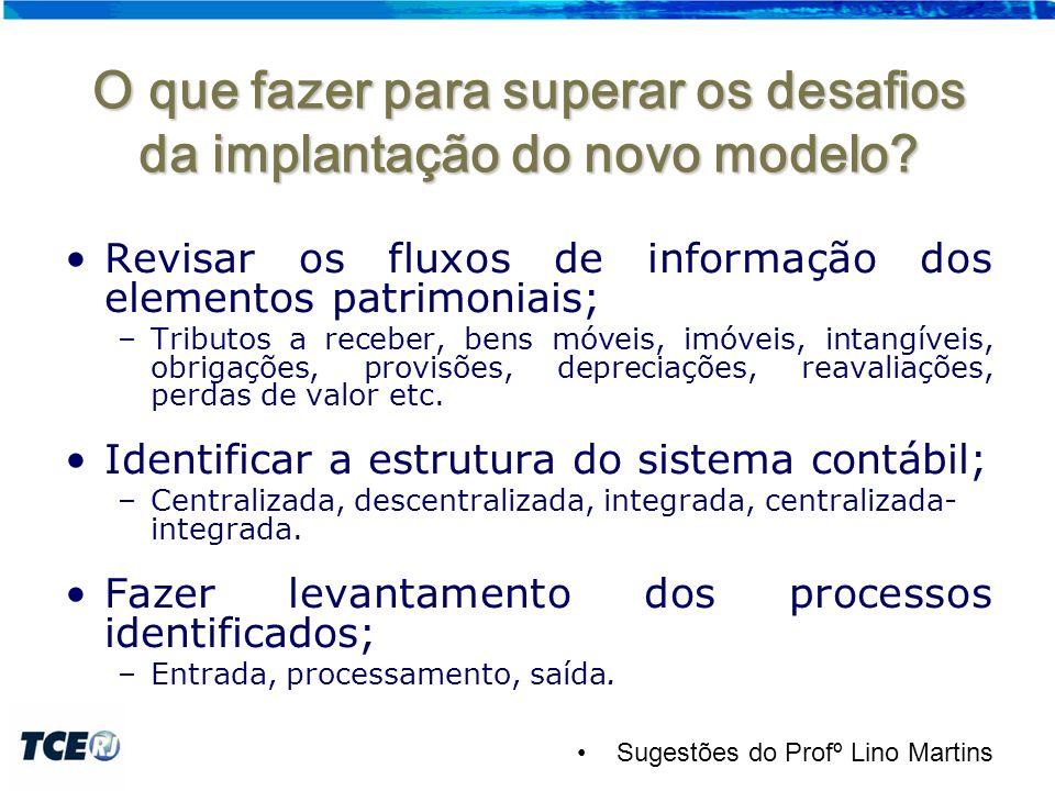 O que fazer para superar os desafios da implantação do novo modelo