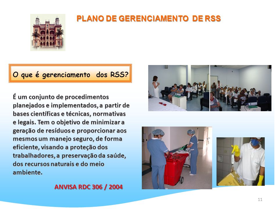 PLANO DE GERENCIAMENTO DE RSS