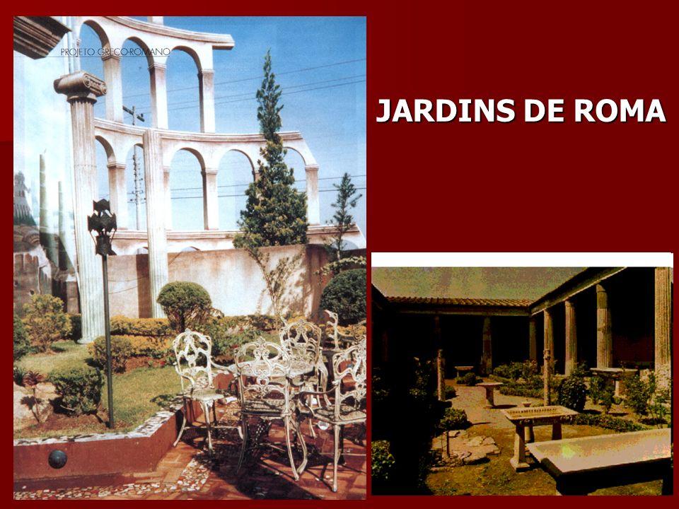 JARDINS DE ROMA