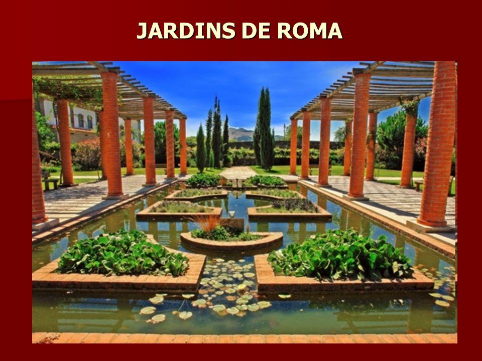 JARDINS DE ROMA 17