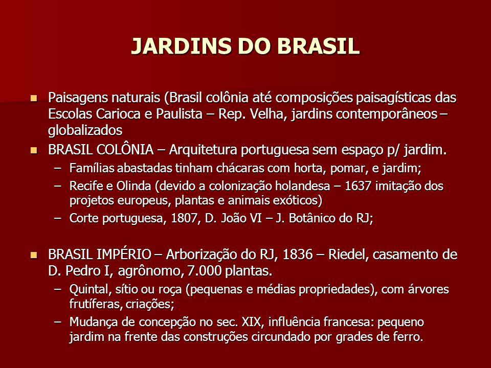 JARDINS DO BRASIL