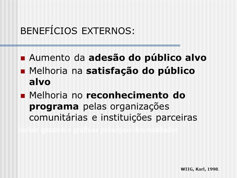 Aumento da adesão do público alvo