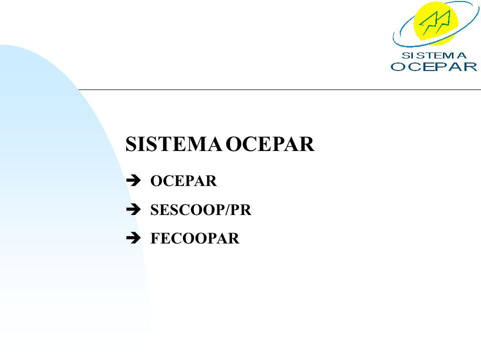 OCEPAR SESCOOP/PR FECOOPAR SISTEMA OCEPAR