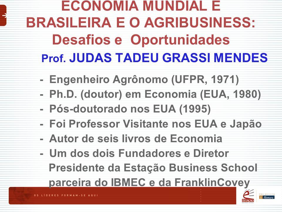 Prof. JUDAS TADEU GRASSI MENDES