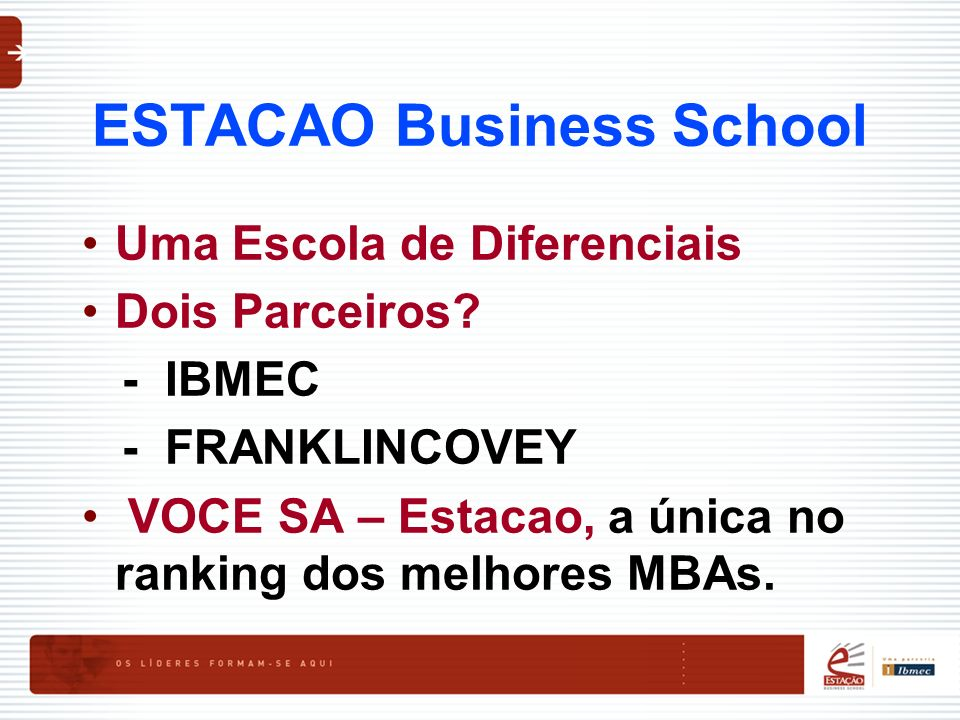 ESTACAO Business School
