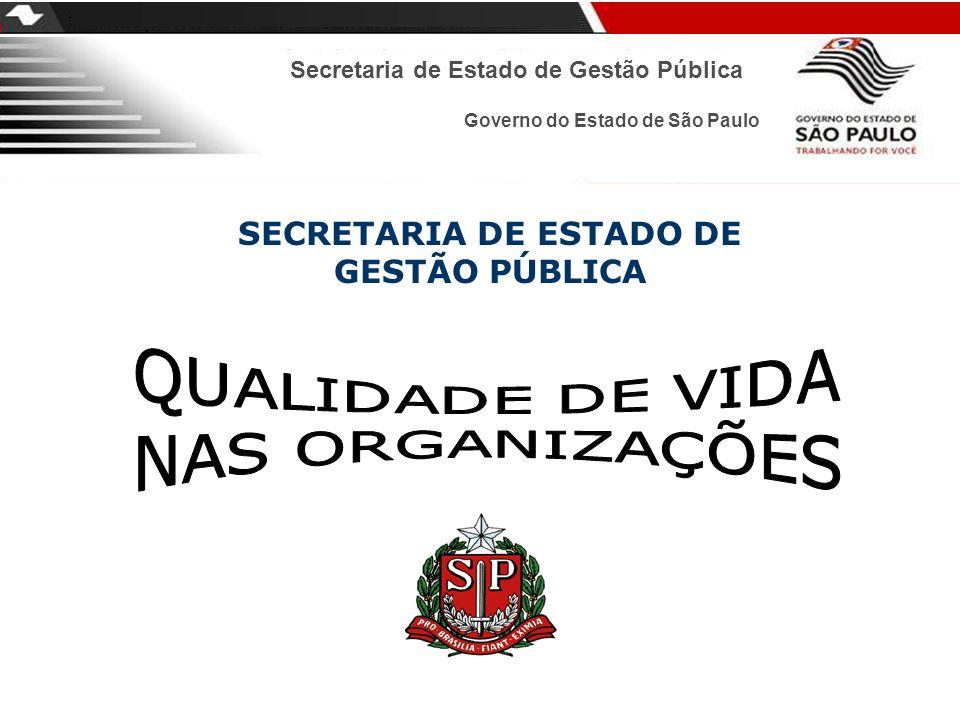 SECRETARIA DE ESTADO DE GESTÃO PÚBLICA