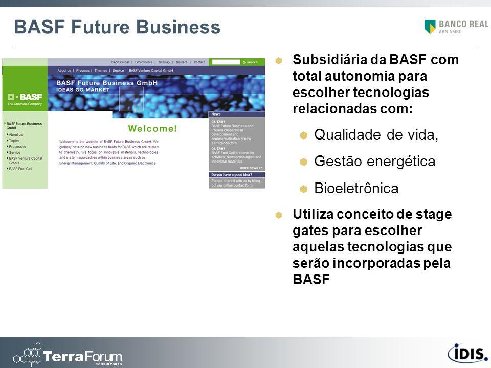 BASF Future Business Qualidade de vida, Gestão energética