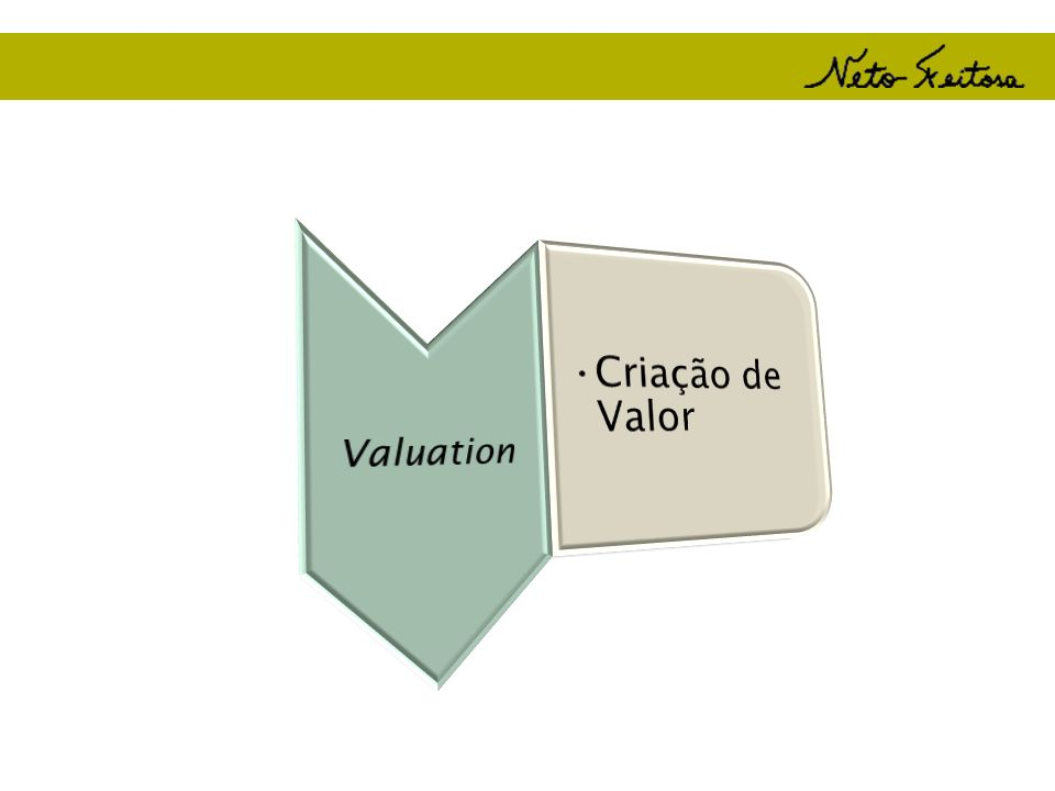 Valuation Criação de Valor