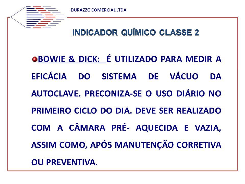 INDICADOR QUÍMICO CLASSE 2