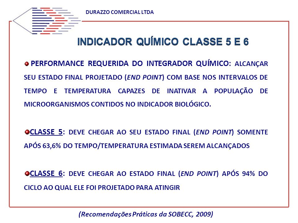 INDICADOR QUÍMICO CLASSE 5 E 6
