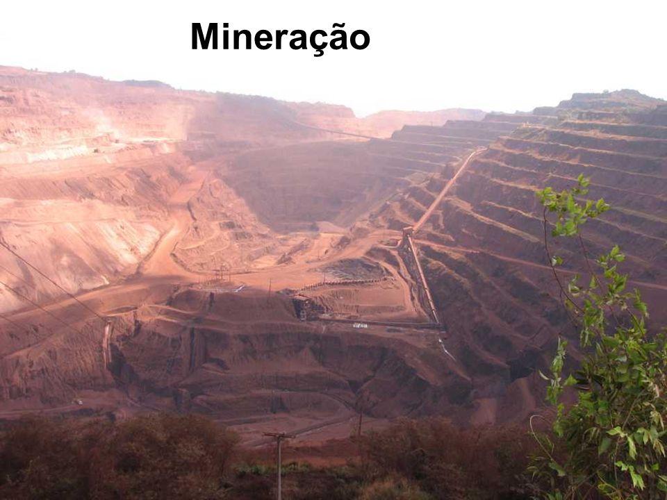 Mineração Além do impacto direto e indireto da Vale...