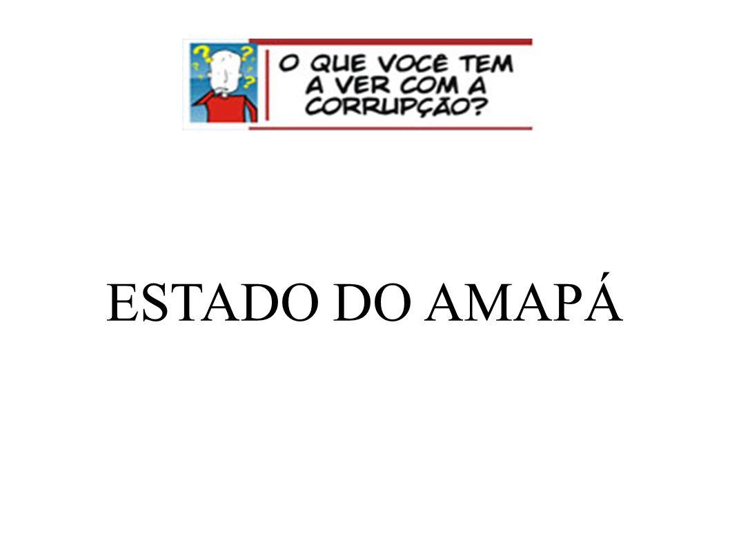 ESTADO DO AMAPÁ