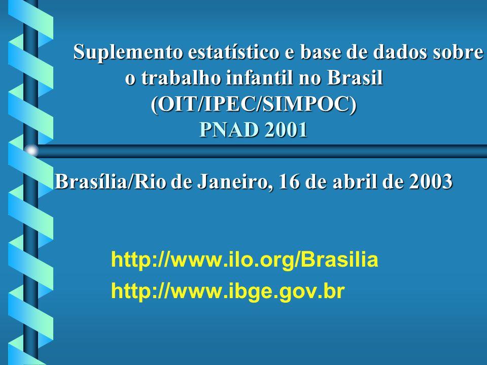 http://www.ilo.org/Brasilia http://www.ibge.gov.br