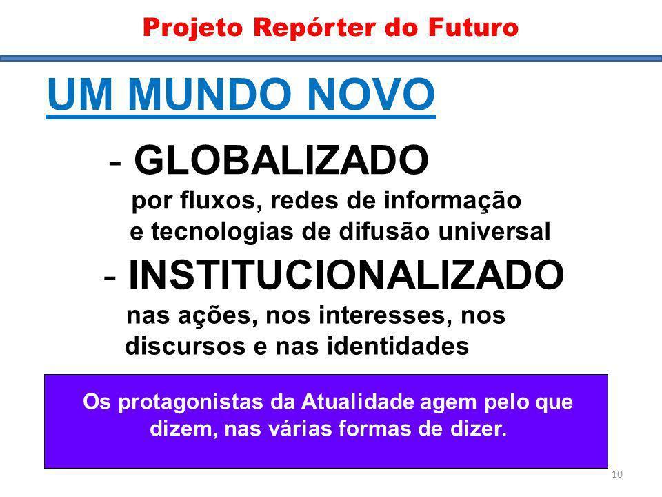 Projeto Repórter do Futuro