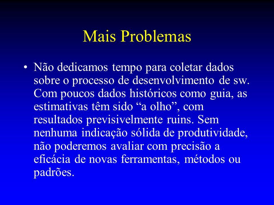 Mais Problemas