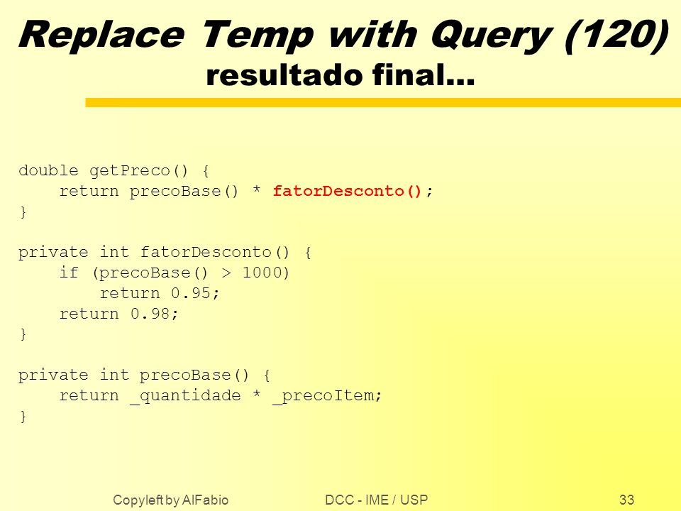 Replace Temp with Query (120) resultado final…