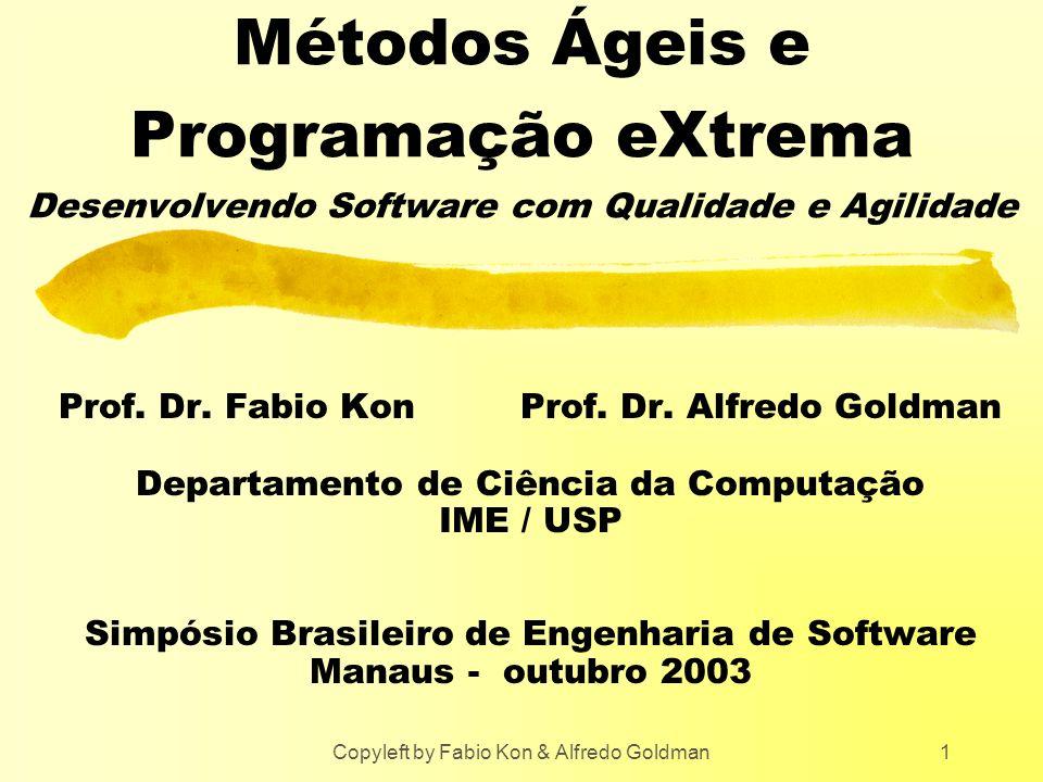 Métodos Ágeis e Programação eXtrema Desenvolvendo Software com Qualidade e Agilidade