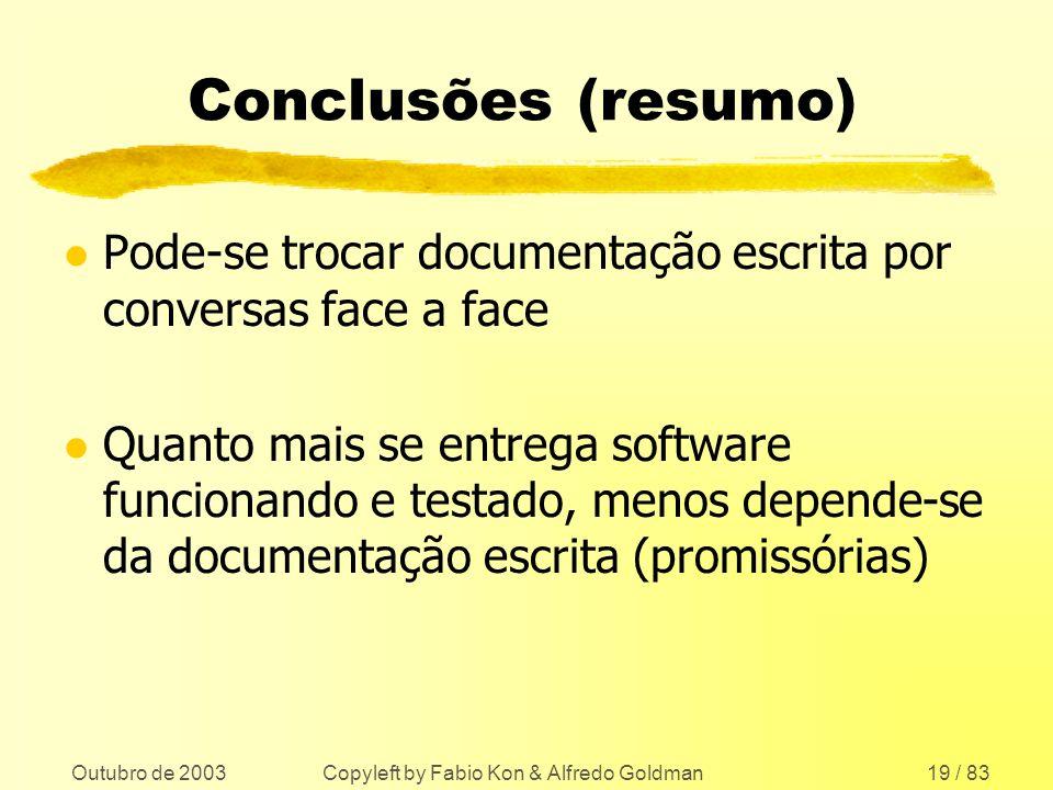 Copyleft by Fabio Kon & Alfredo Goldman