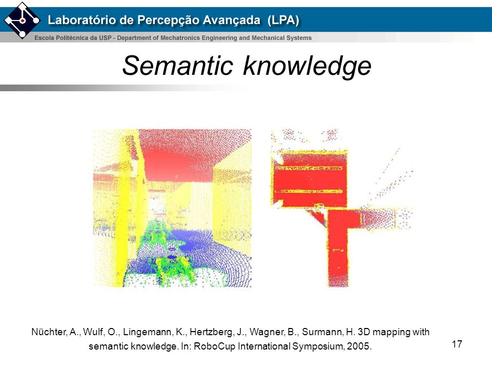 Semantic knowledge