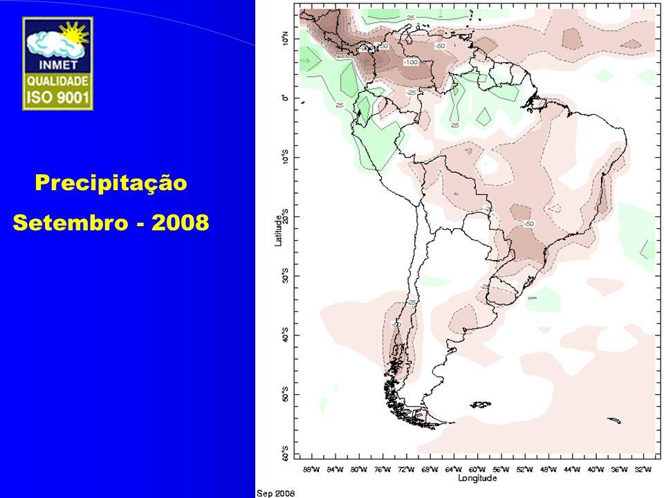 Precipitação Setembro - 2008