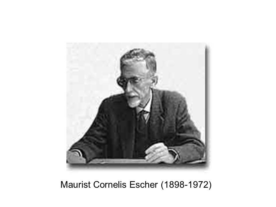 Maurist Cornelis Escher (1898-1972)
