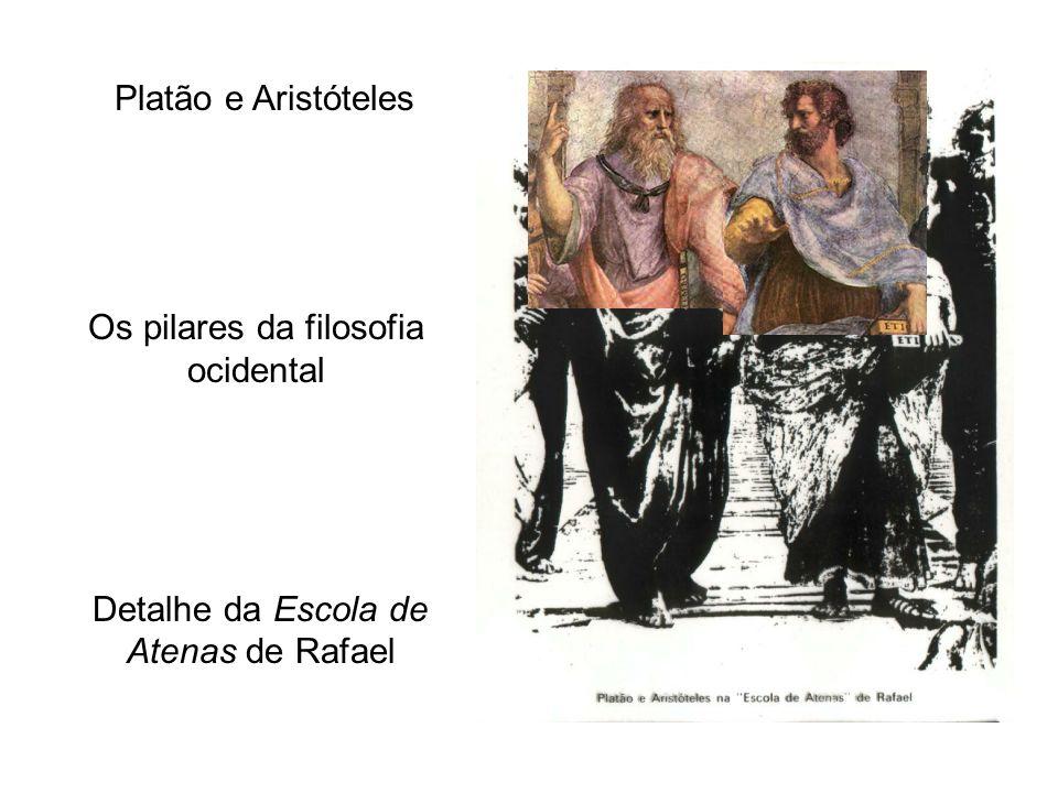 Os pilares da filosofia ocidental