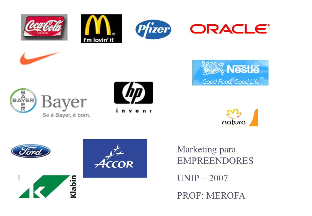 Marketing para EMPREENDORES