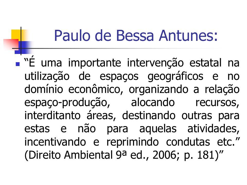 Paulo de Bessa Antunes: