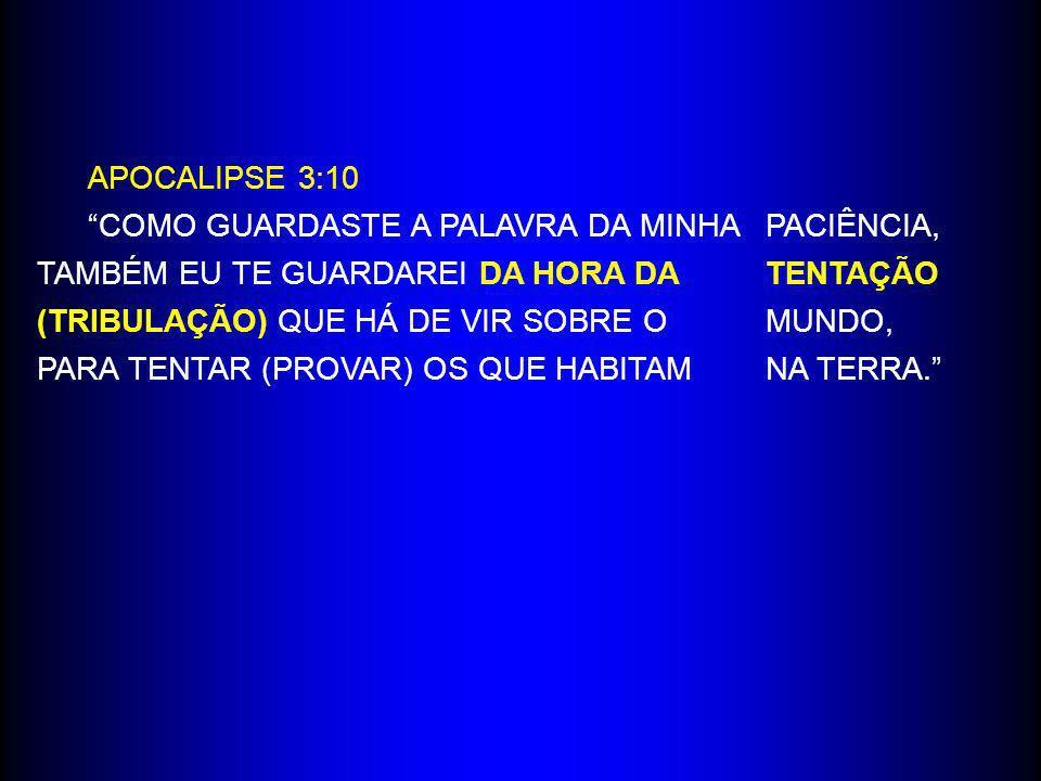 APOCALIPSE 3:10