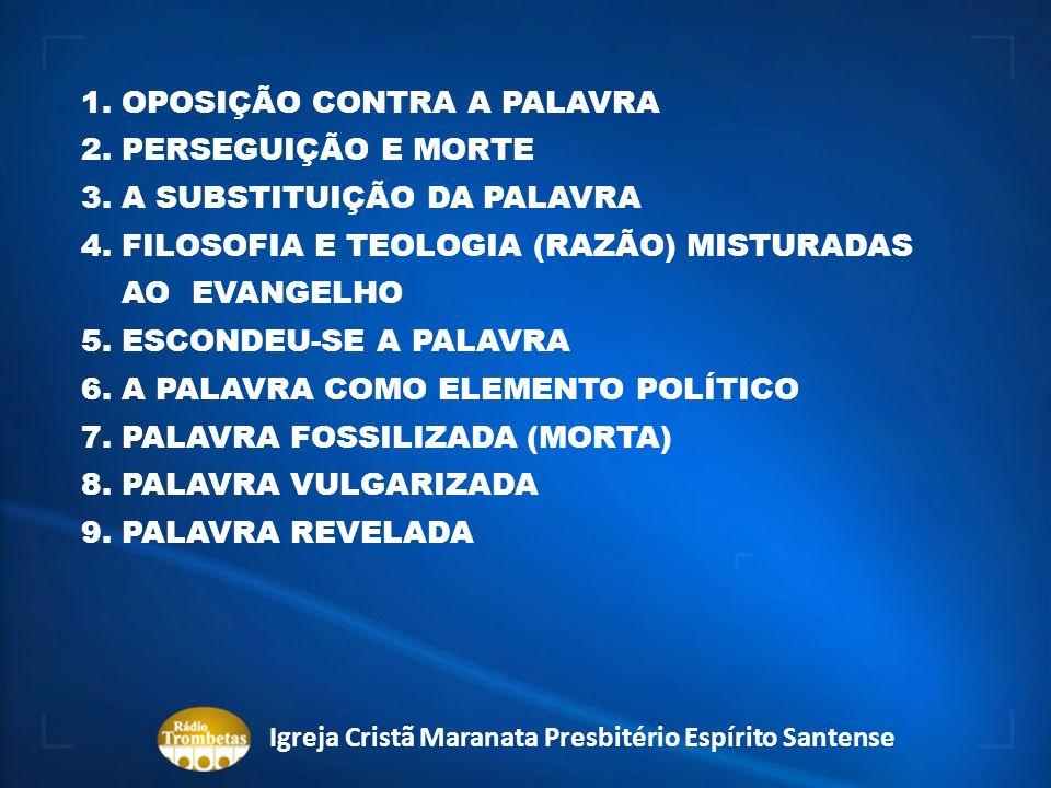 Igreja Cristã Maranata Presbitério Espírito Santense