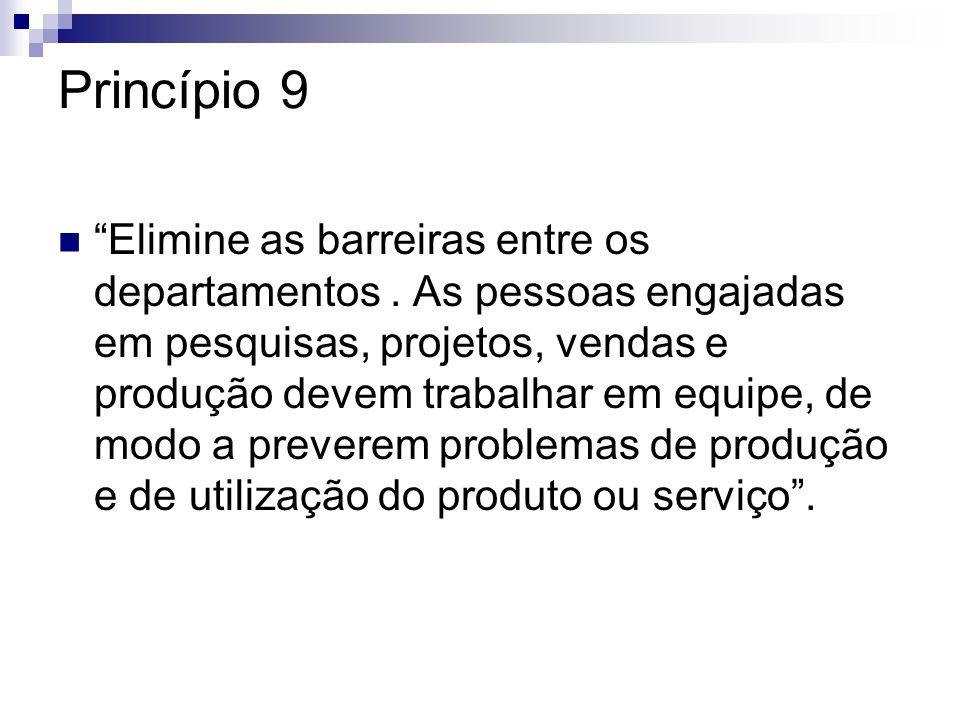 Princípio 9