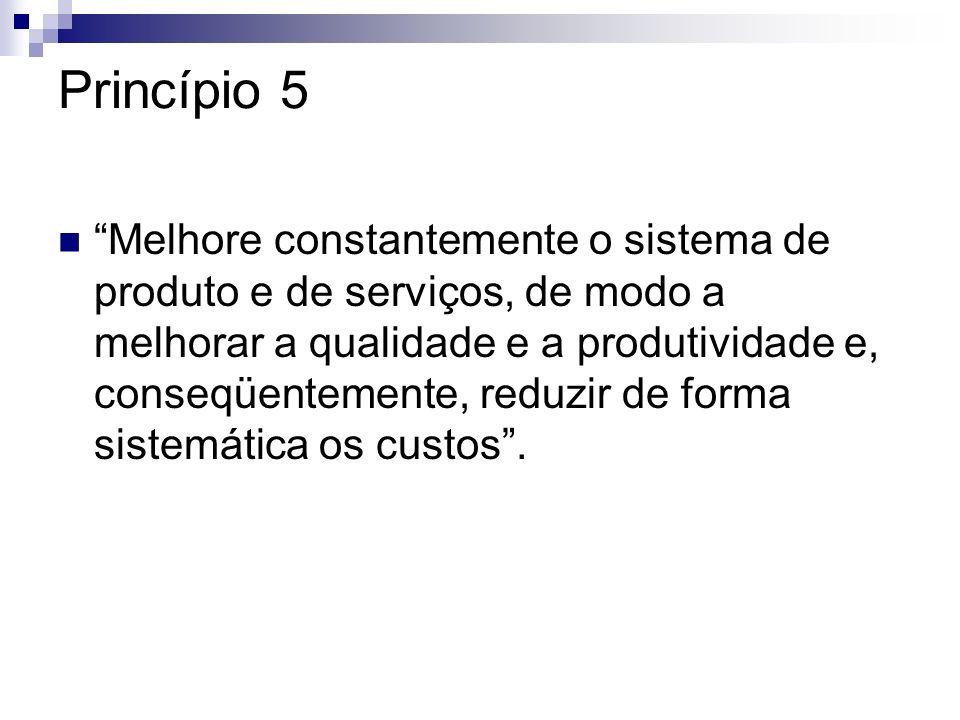 Princípio 5
