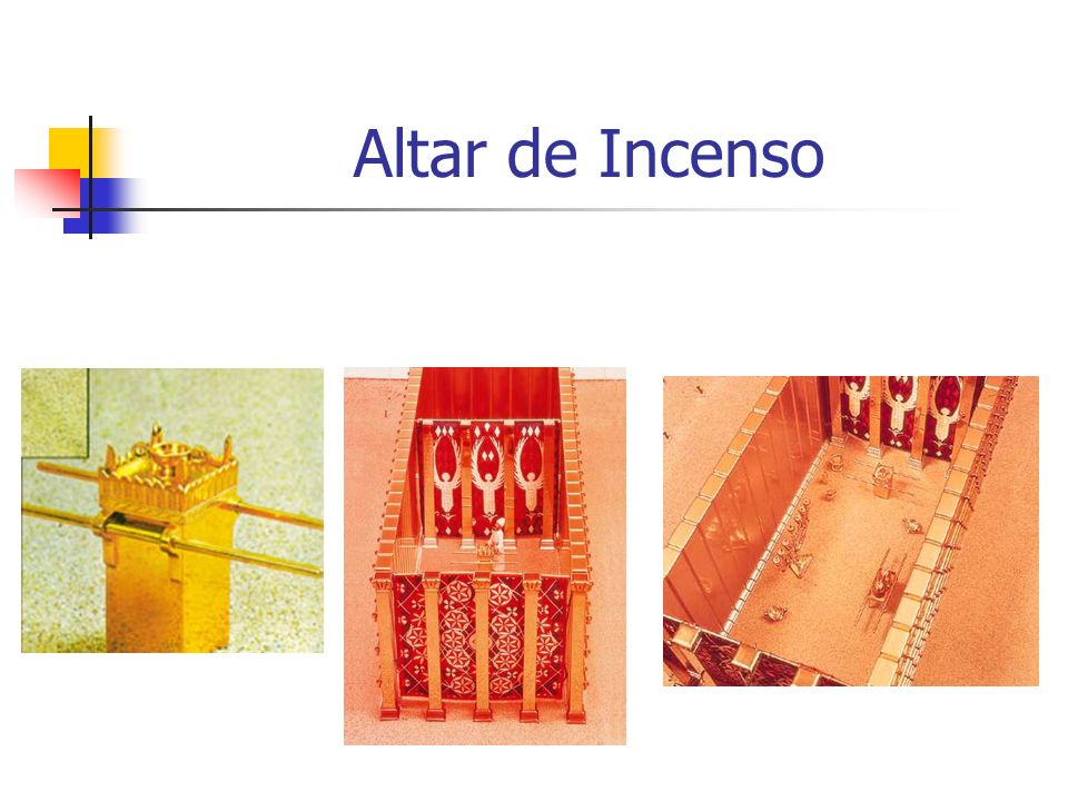 Altar de Incenso