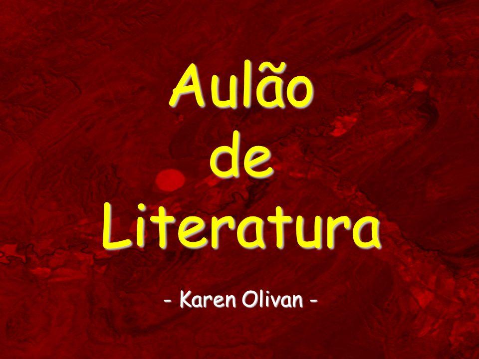 Aulão de Literatura - Karen Olivan -