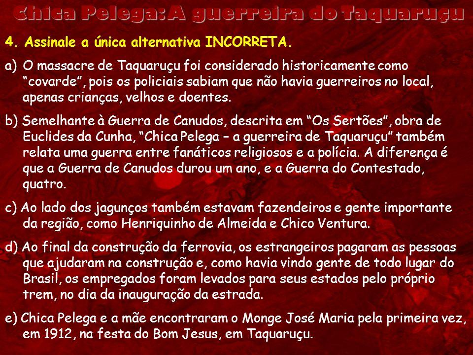 Chica Pelega: A guerreira do Taquaruçu