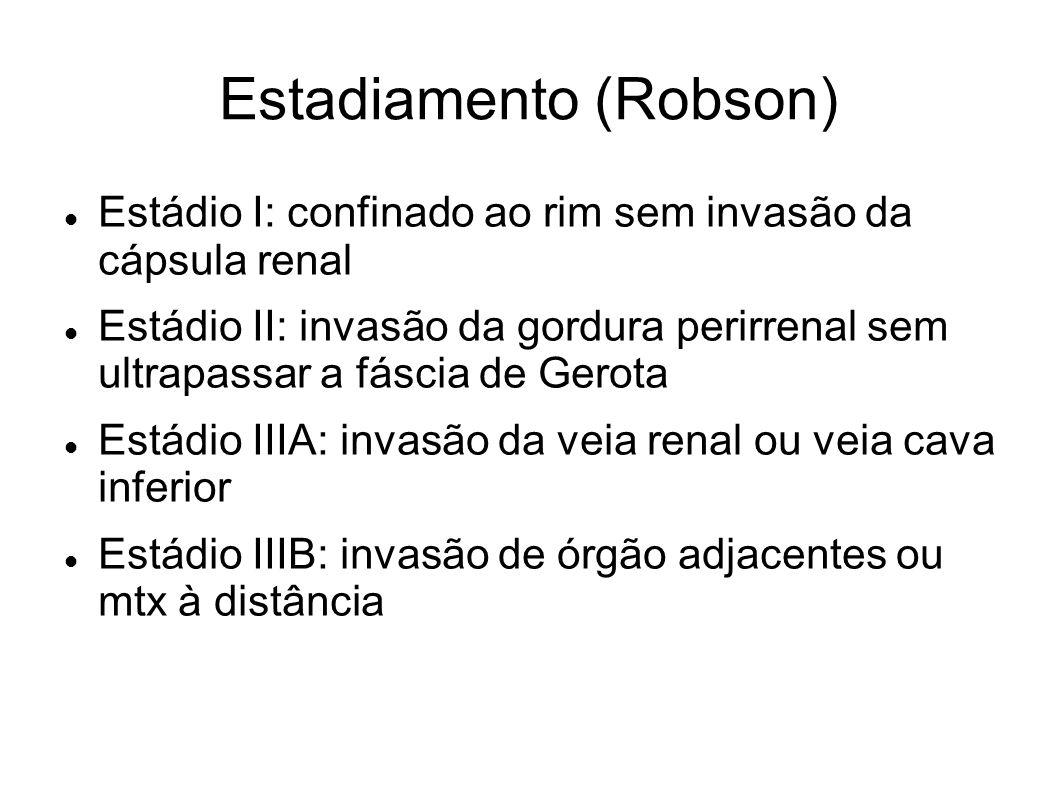 Estadiamento (Robson)