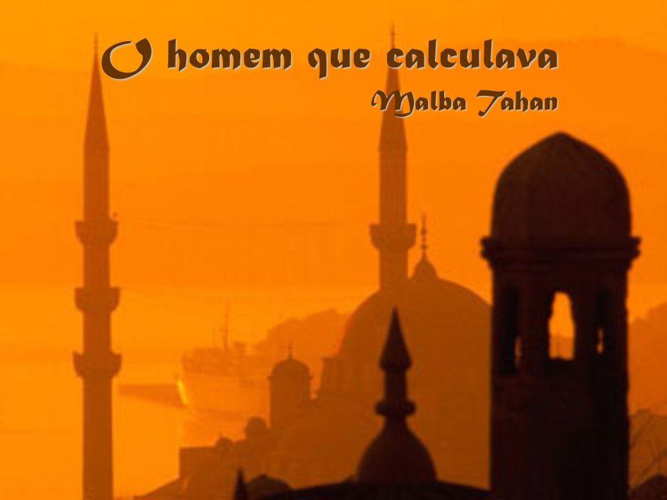 O homem que calculava Malba Tahan