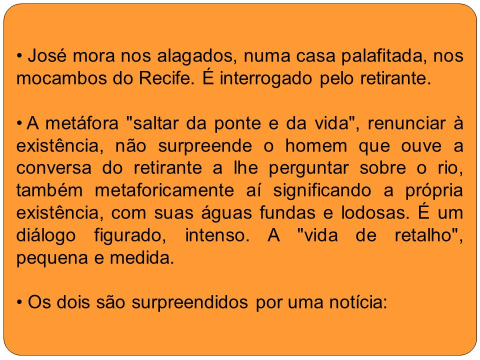 José mora nos alagados, numa casa palafitada, nos mocambos do Recife