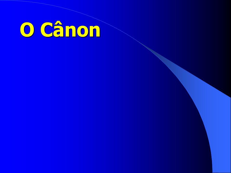 O Cânon