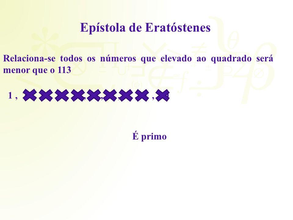 Epístola de Eratóstenes