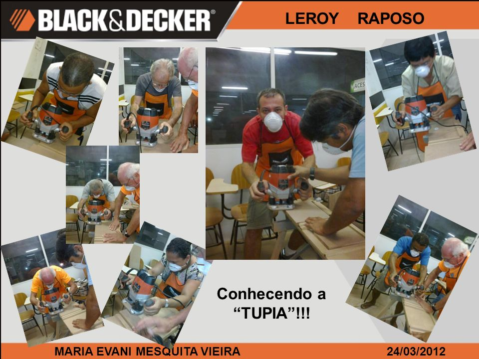 LEROY RAPOSO Conhecendo a TUPIA !!!