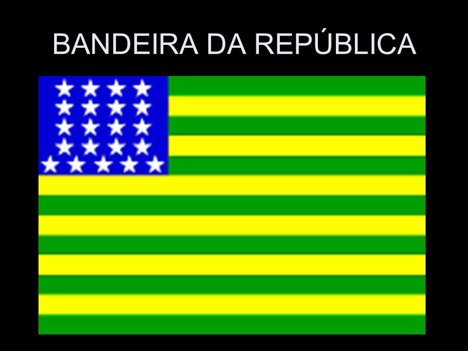 BANDEIRA DA REPÚBLICA