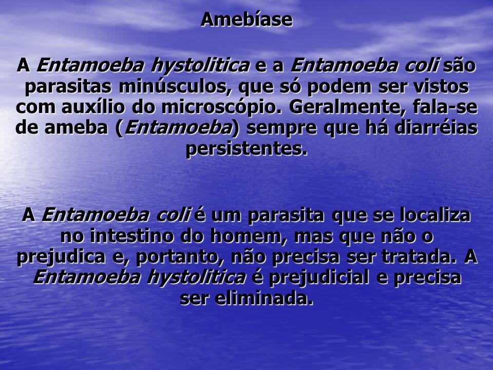 Amebíase